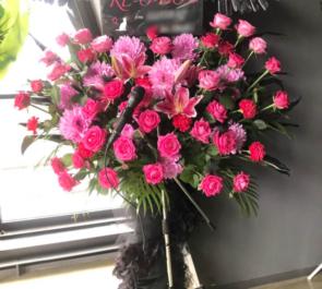 マイナビBLITZ赤坂 RE-O-DO役 増田俊樹様のCR69Fes.2018「Dead or Alive」スタンド花