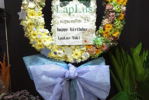 渋谷REX LapLus 行来様のバースデーライブ公演祝いタバコモチーフスタンド花