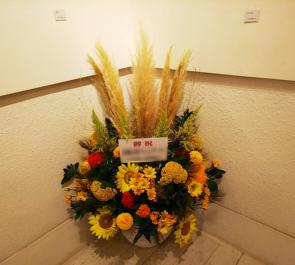 南青山billiken gallery モリタクマ様の個展祝い花