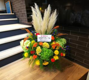 渋谷 株式会社アップルハウス様の移転祝い花