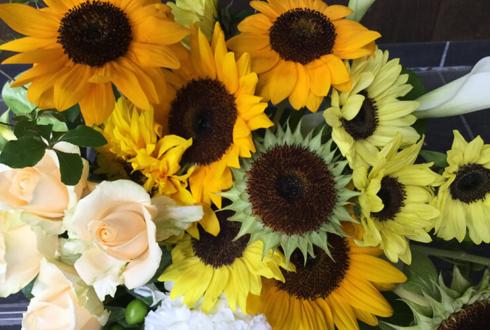 表参道 おにめがねラボ+(PLUS)様の開店祝い花