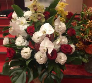 博品館劇場 THE CONVOY SHOW様の舞台公演祝い花