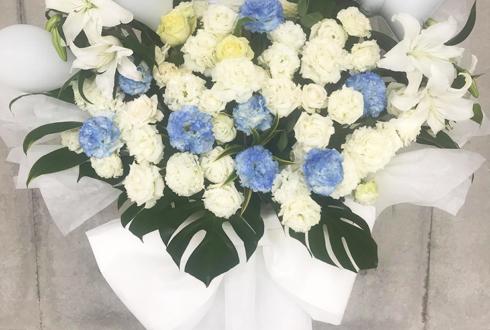 幕張メッセ 欅坂46 平手友梨奈様のライブ公演祝い花束風スタンド花