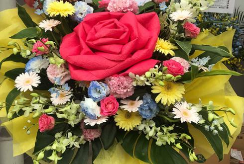 幕張メッセ けやき坂46(ひらがなけやき) 小坂菜緒様の握手会祝いスタンド花