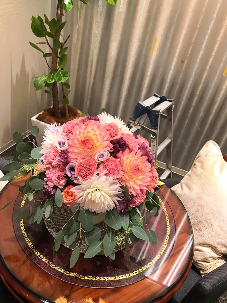 The Green Tara オリナス錦糸町店様の開店祝い花