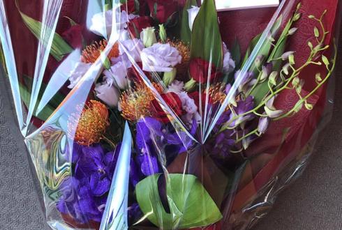 府中市 株式会社ハラテツ工業様の退職・勇退祝い花束
