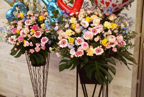 ニッポン放送イマジンスタジオ 玉城ティナ様のラジオ番組公開収録スタンド花