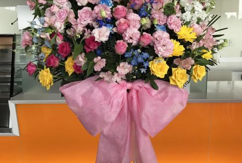 舞浜アンフィシアター 麻倉もも様のライブ公演祝いスタンド花