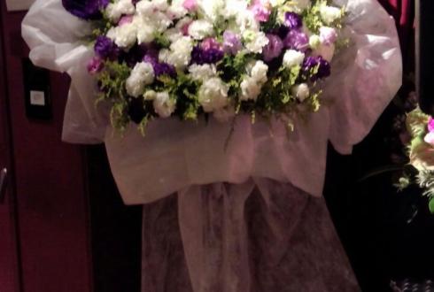 SARAVAH東京 おおくぼけい様のワンマンライブ公演祝い花束風スタンド花