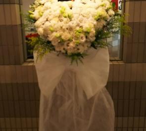 CBGKシブゲキ!! 小原悠輝様のミュージカル出演祝いスタンド花