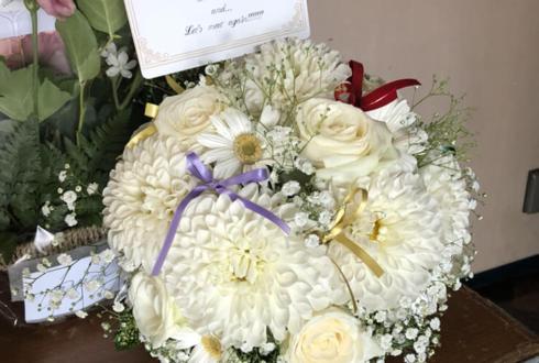 日本武道館 DearDream様&KUROFUNE様のドリフェス!FINAL STAGE公演祝い花