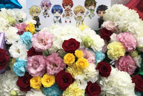 日本武道館 DearDream様&KUROFUNE様&関係者の皆様のドリフェス!FINAL STAGEスタンド花