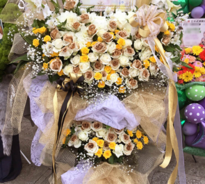日本武道館 KUROFUNE風間圭吾as戸谷公人様のドリフェス!FINALスタンド花