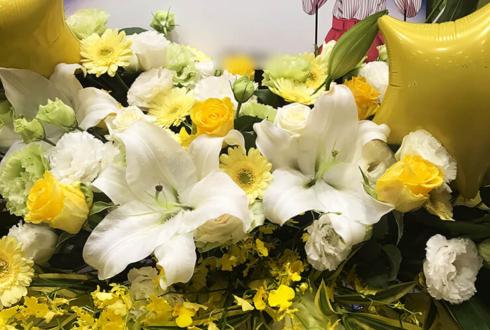 幕張メッセ 乃木坂46阪口珠美様の握手会祝いスタンド花