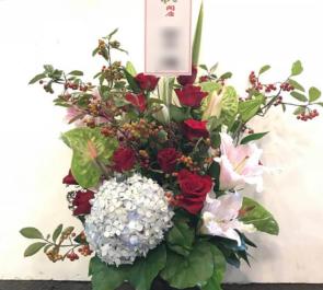 日本橋浜町 eternal様の開店祝い花