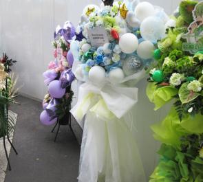 日本武道館 DearDream様&KUROFUNE様のドリフェス!FINAL STAGEスタンド花