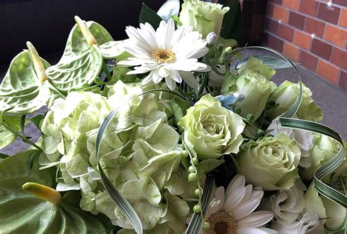 八王子市南大沢 c.d.s ~Salon.de.ENVIRON~様の開店祝い花