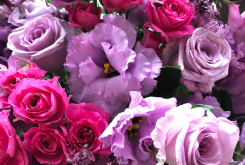 パルテノン多摩 高山佳子様のコンサート公演祝い花