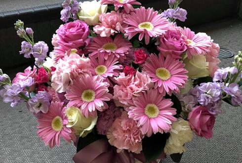 サンリオピューロランド 諏訪ななか様のハロウィン&バースデーイベント祝い花