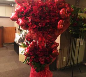 シアターサンモール 加藤将様の舞台出演祝いスタンド花