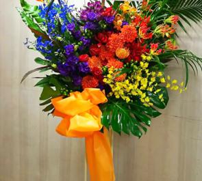 天王洲銀河劇場 舞台「鉄コン筋クリート」公演祝いスタンド花