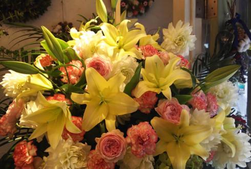 東京国際フォーラム ASKA様のライブ公演祝いスタンド花