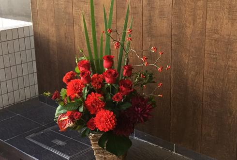 白金高輪SELENE b2 Ayasa様のライブ公演祝い花