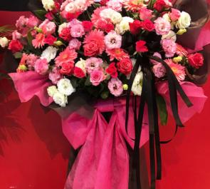 TOKYO DOME CITY HALL LiSA様のライブ公演祝い花束風スタンド花