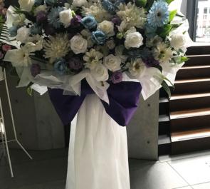 EXシアター六本木 陳内将様の舞台「暁のヨナ」出演祝い花束風スタンド花