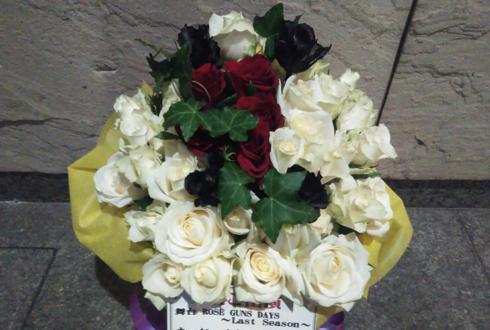 シアターサンモール 石渡真修様の舞台出演祝い花