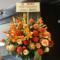 六本木 Buenas様の開店祝いスタンド花