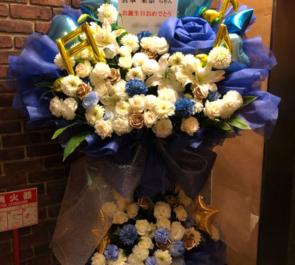 秋葉原CLUB GOODMAN 大阪☆春夏秋冬 MANA様のバースデーライブ公演祝い花束風スタンド花