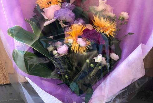 大妻多摩中高等学校 退職祝いの花束
