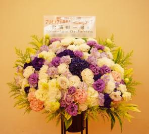 中野サンプラザホール プリキュア15周年Anniversaryライブ公演祝いスタンド花