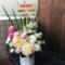 八芳園 結婚祝い花