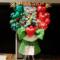 ZeppTokyo あほの坂田様 & うらたぬき様のURASAKA KINGDOMライブ公演祝いバルーンフラスタ