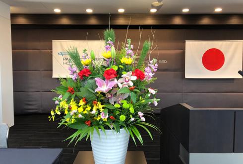 江東区 新年式壇上花