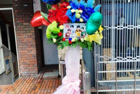 渋谷GARRETudagawa Lock Tave様のワンマンライブ公演祝いフラスタ&楽屋花