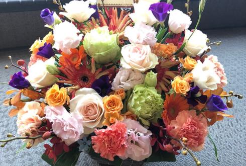 株式会社ダイカン 大阪オフィス様の移転祝い花
