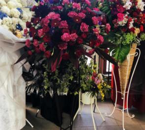 天王洲銀河劇場 宮城紘大様の舞台『神ノ牙-JINGA-転生』出演祝いスタンド花