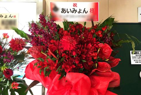 日本武道館 あいみょん様のライブ公演祝いスタンド花