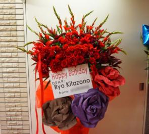 TOKYOFMHALL 北園涼様のバースデーイベント祝いフラスタ