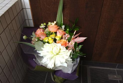新橋 株式会社クオレガ様のお祝い花束