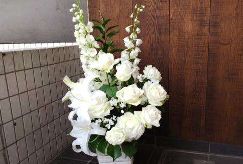 赤坂MINORI 植村梓様の生誕祭祝い花