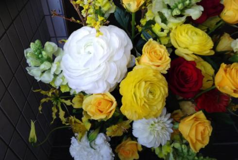 コフレリオ新宿シアター 久下恭平様の主演舞台『UNPIECE』公演祝い花