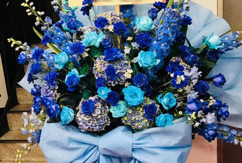 銀座 セントポーリア 舞子ママ様の誕生日祝いスタンド花
