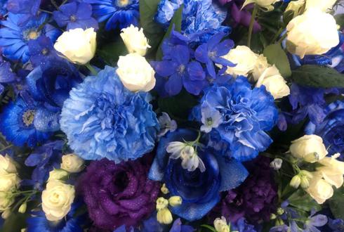 紀伊國屋サザンシアターTAKASHIMAYA 野上翔様の朗読劇出演祝い花