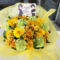 YMCAアジア青少年センター 伊東健人様 & 狩野翔様のイベント祝い花