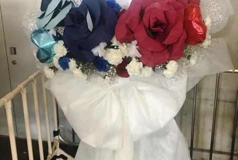 幕張メッセ 田丸篤志様&豊永利行様のA3! BLOOMING LIVE 2019出演祝い花束風スタンド花