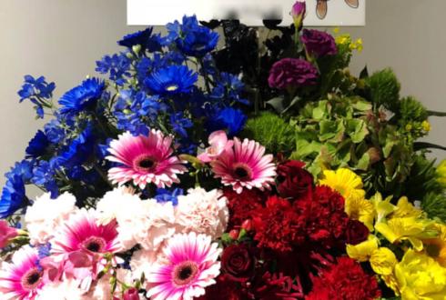 シアタス調布 『星獣戦隊ギンガマン』20周年記念イベント祝いスタンド花